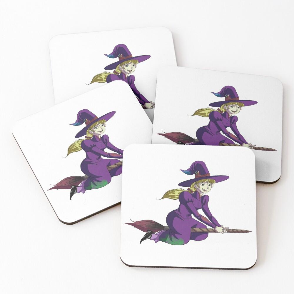 Loraine Coasters (Set of 4)