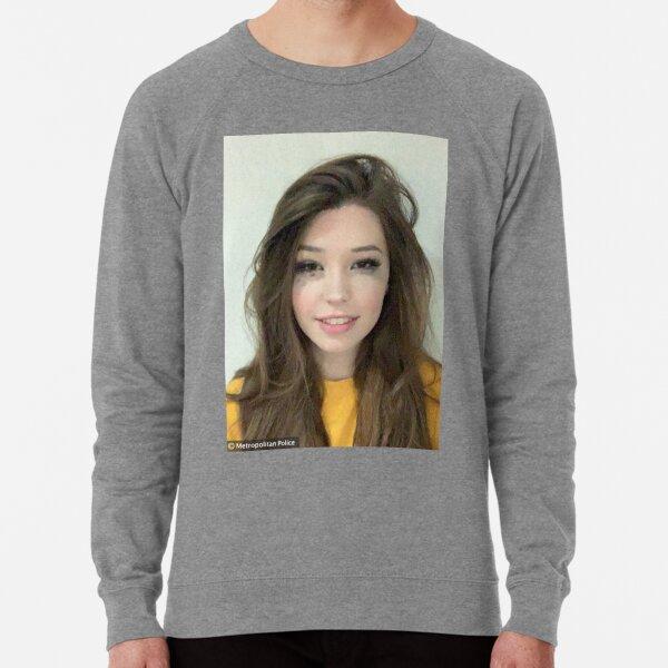 Belle Delphine Mugshot Lightweight Sweatshirt