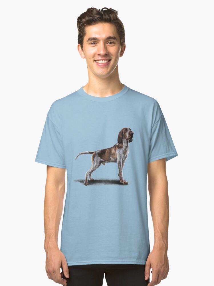 Alternate view of The Bracco Italiano Classic T-Shirt