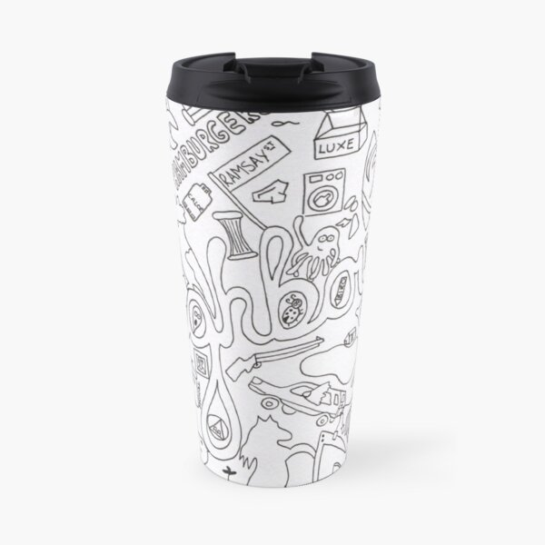 Everybody needs good Neighbours Travel Mug