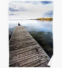 Lake Simcoe Poster