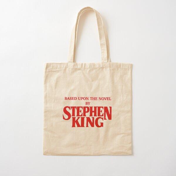 Stephen King Poster Art Tote