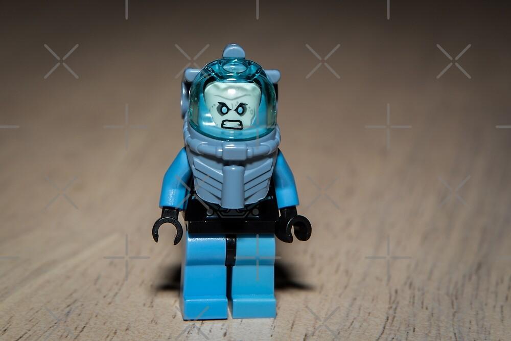 Mr Freeze by garykaz
