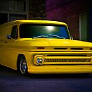 Yellow Chevrolet by jscherr