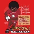 Radike Samo QLD Reds Rugby by shockwavemonkey