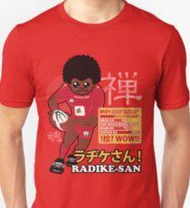 Radike Samo QLD Reds Rugby Unisex T-Shirt