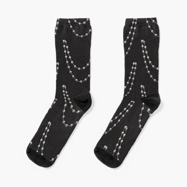 Necklace  Socks