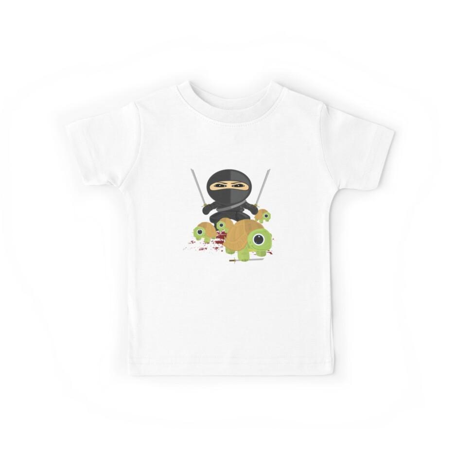Ninja and Turtles by Adam Santana