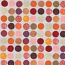 Curious Dots - Jewel Tone by Kim Dettmer
