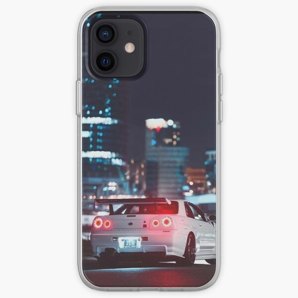 Nissan GTR Skyline iPhone Soft Case
