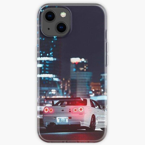 Nissan GTR Skyline iPhone Soft Case