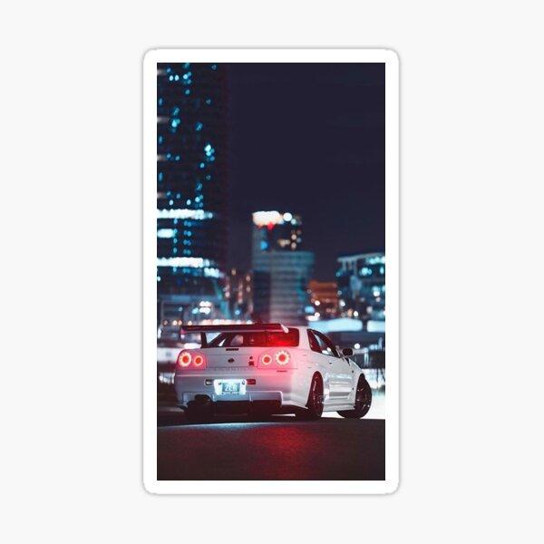 Nissan GTR Skyline Sticker