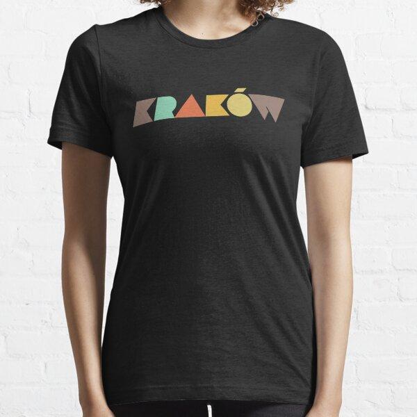 Krakow Vintage Essential T-Shirt