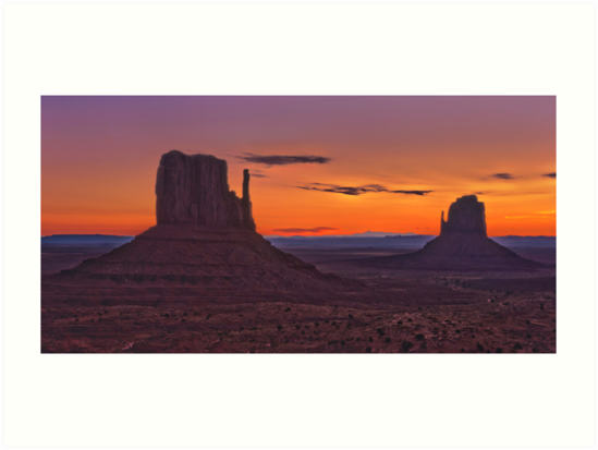 Monument Valley by photo702