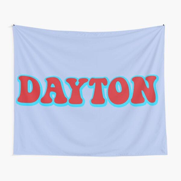 Dayton retro Tapestry