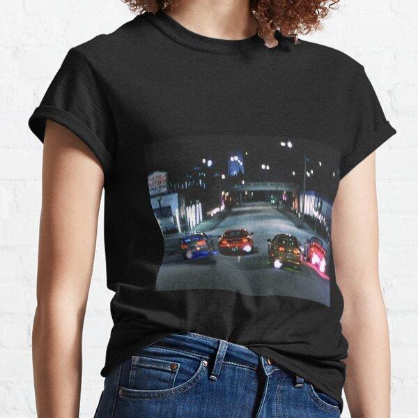 Rápido y Furioso Camiseta clásica