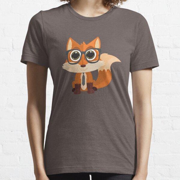 Fox Nerd Essential T-Shirt