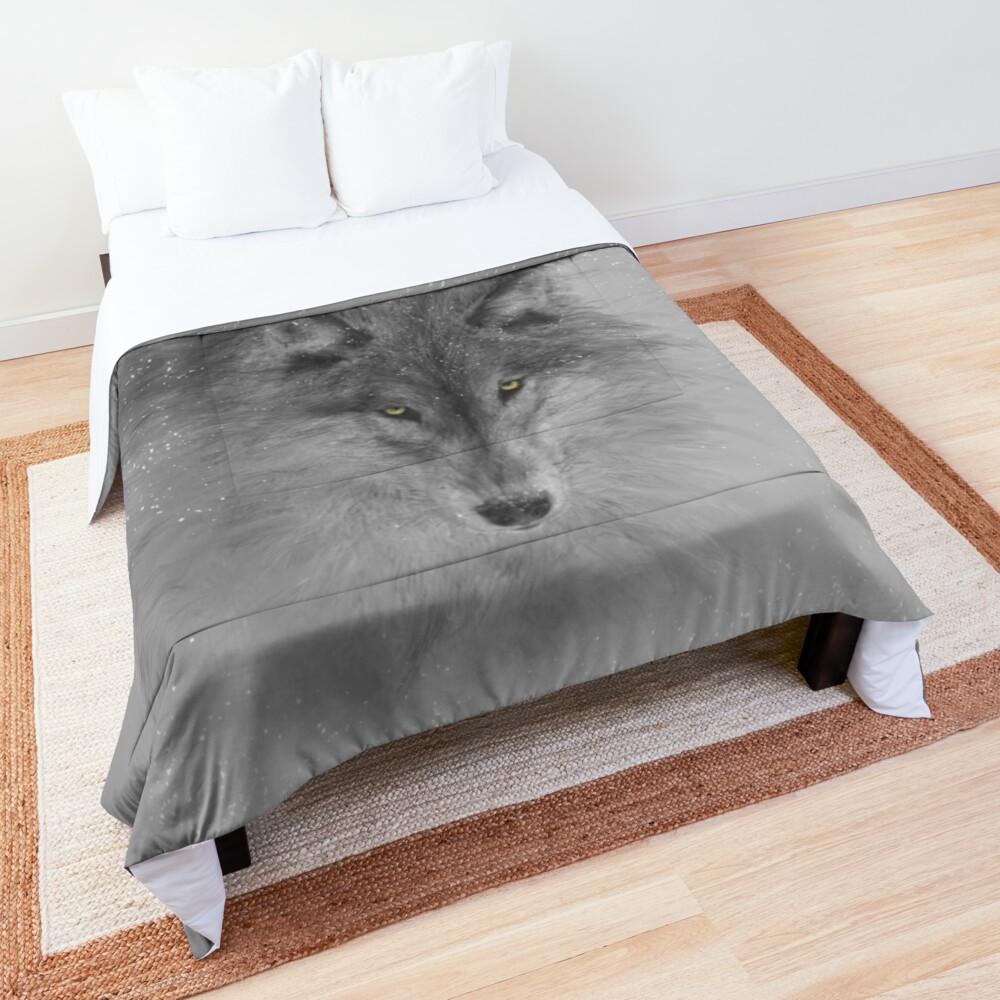 I AM THE STORM Comforter