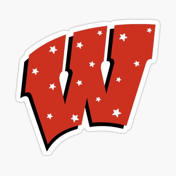 Wisconsin - Stars Sticker