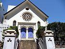 Ann Street Presbyterian Church, Brisbane, Qld, Australia by Margaret  Hyde