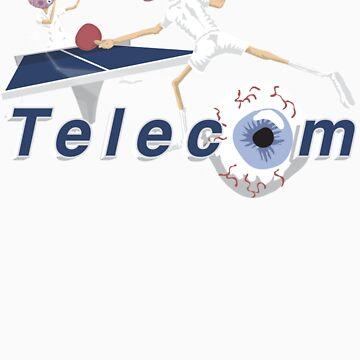 Telecom Prepare To Pong by telecom