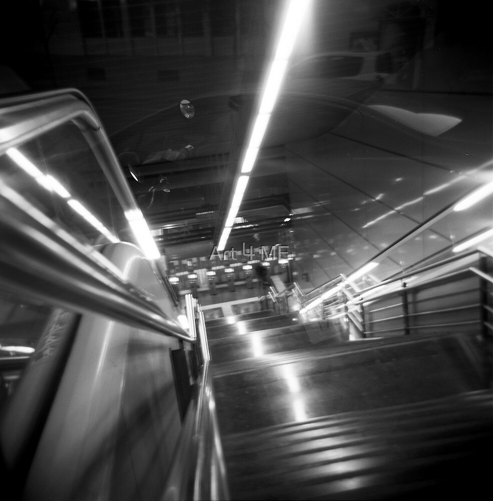 Ashy's 'Barcelona's Metro' by Art 4 ME
