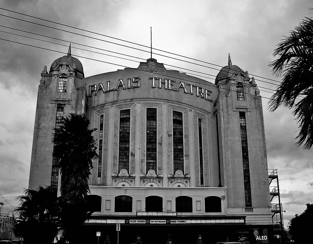 The Palais Theatre - Melbourne by skyebelle