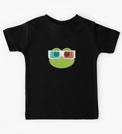 3D Frog 2 Kids Clothes
