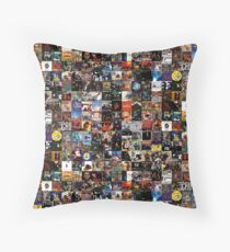 STRICTLY NINETIES HIP HOP  Throw Pillow