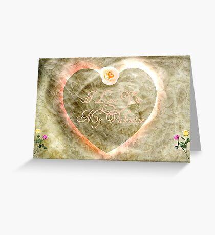 I Love You !!! © Greeting Card