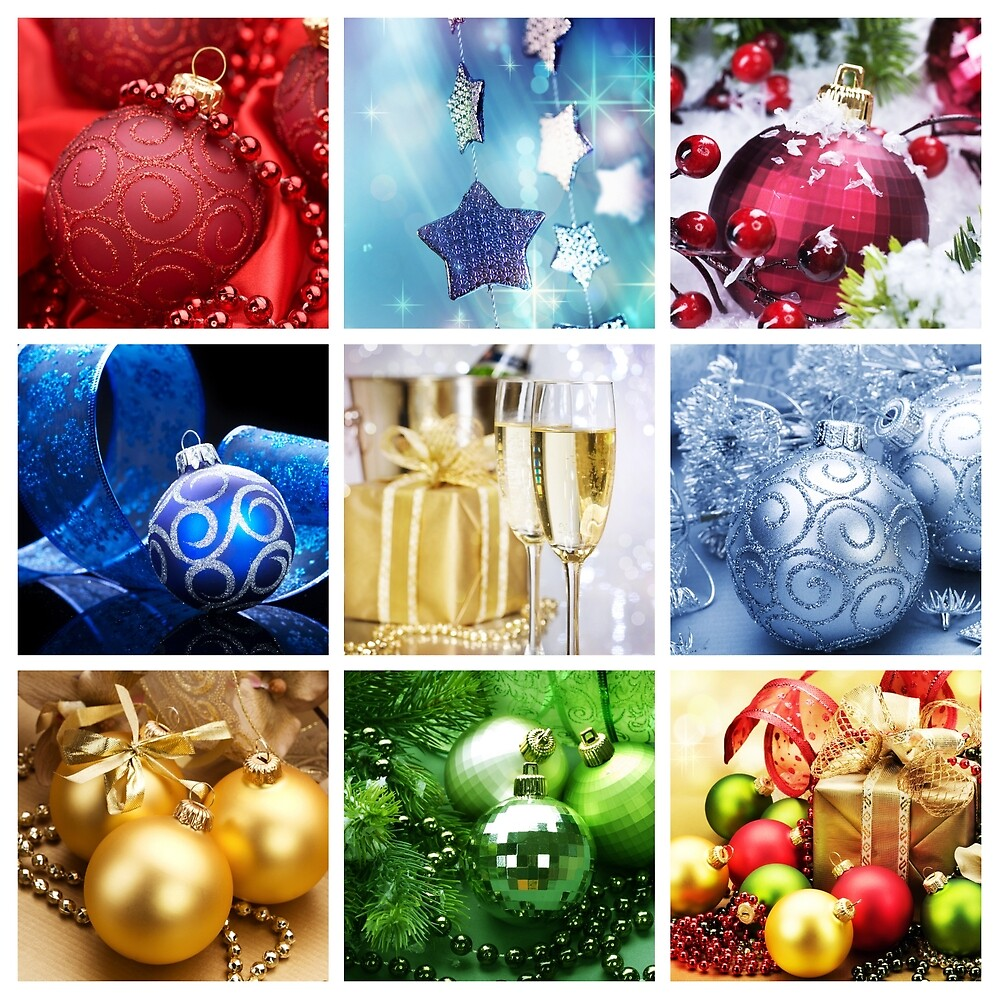 Chistmas Collection by mfreeburn
