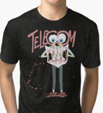 Telecom Bad News Alternative Tri-blend T-Shirt
