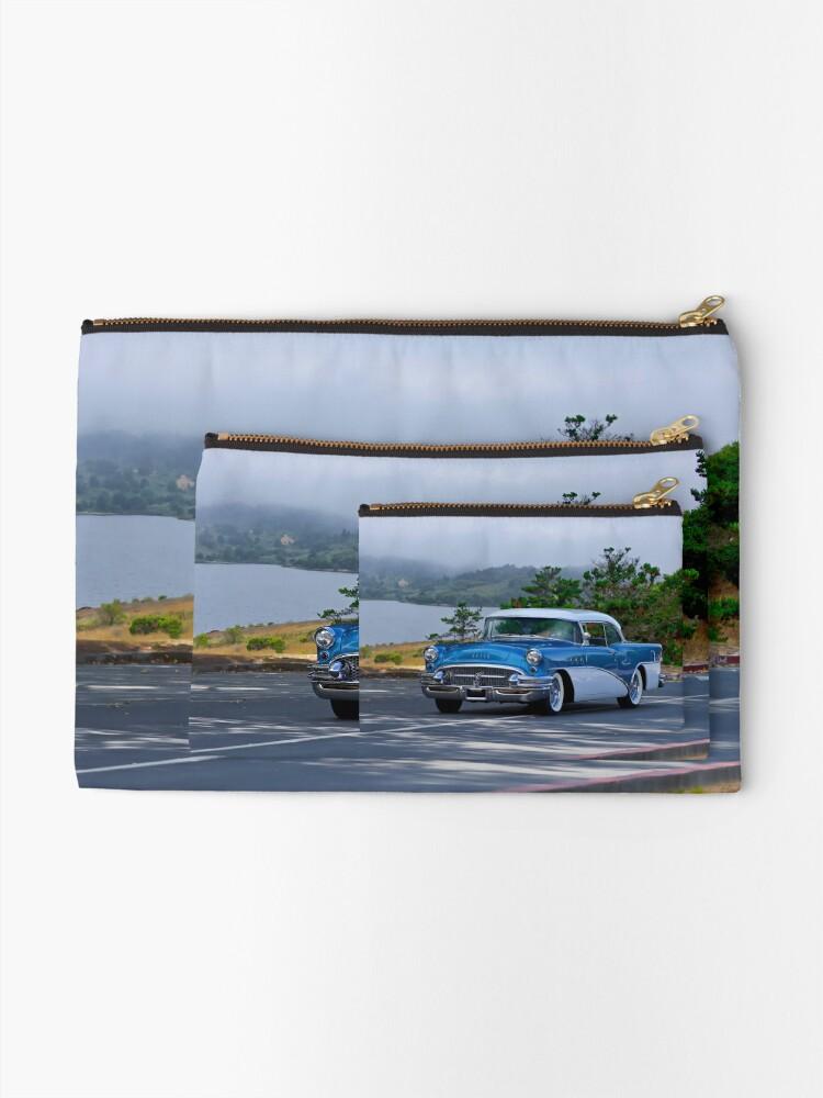 Alternate view of 1955 Buick Special Two-Door Hardtop Zipper Pouch