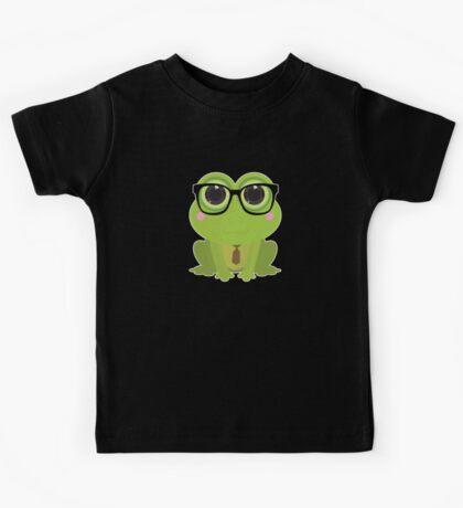 Frog Nerd 2 Kids Clothes