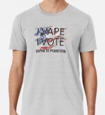 I VAPE I VOTE NO to Prohibition  Premium T-Shirt