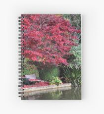 QUIET CORNER - Bev Woodman Spiral Notebook