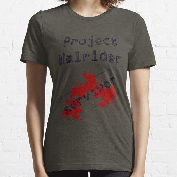 ein Survival-Horror-Spiel Essential T-Shirt