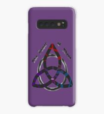 Charmed Triquetra Case/Skin for Samsung Galaxy