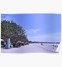 Kuta Beach Poster
