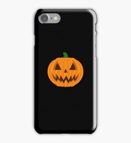 Jack O Lantern 2 iPhone Case/Skin