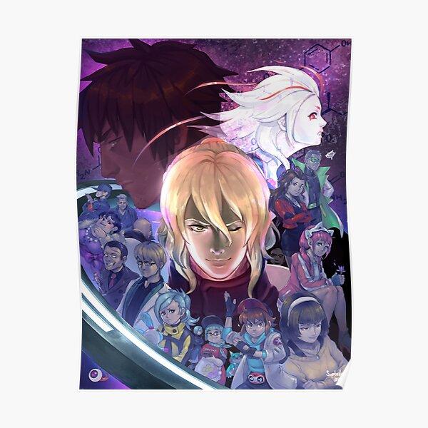 AI: The Somnium Files Poster