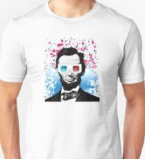 Abraham Lincoln - 3D T-Shirt