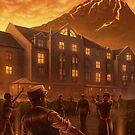 Hotel Hell von Lee Simpson von Chaosium