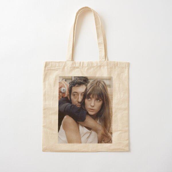 GAINSBOURG JANE BIRKIN Tote bag classique