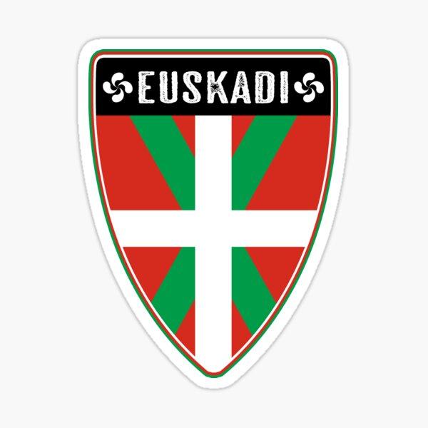 Euskadi País Vasco Pegatina