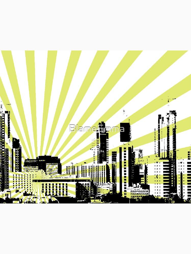 City Bliss. by BlameEmma