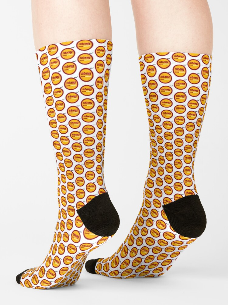 Alternate view of food and wine gear and gift ideas for wine lovers food enthusiasts Socks