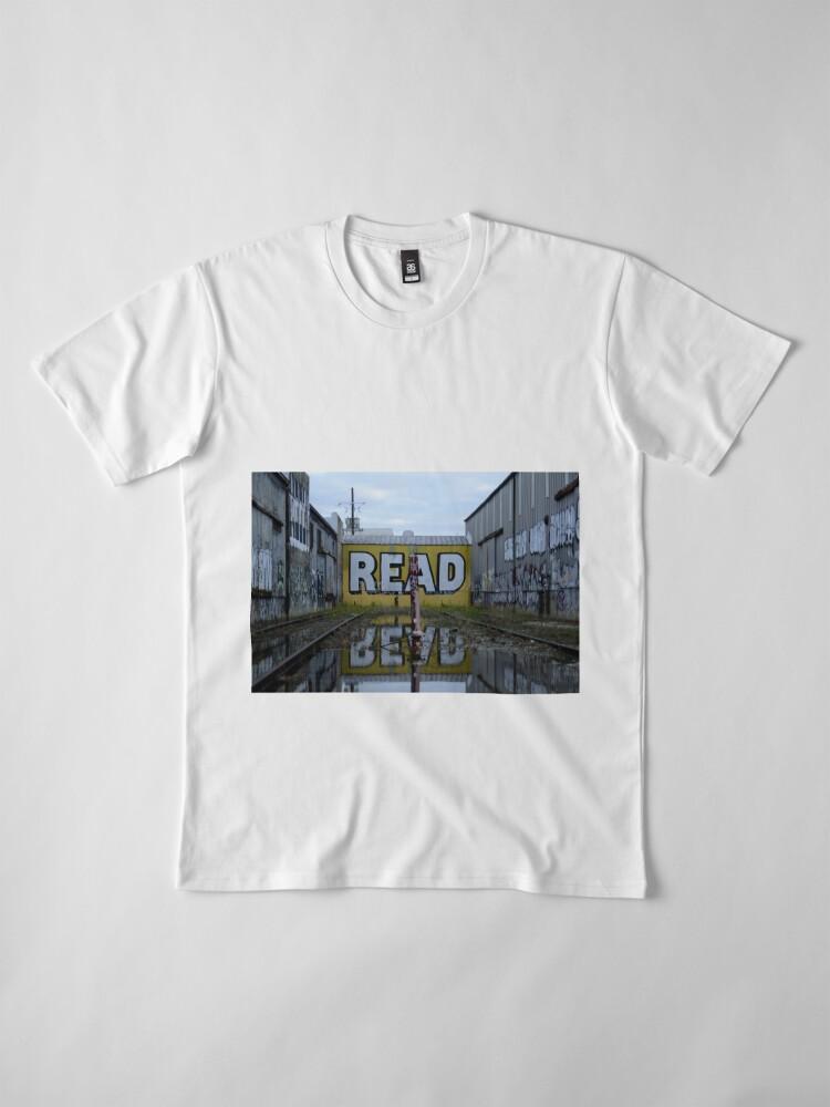 Alternate view of In my hood Premium T-Shirt