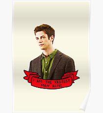 Barry Allen Poster