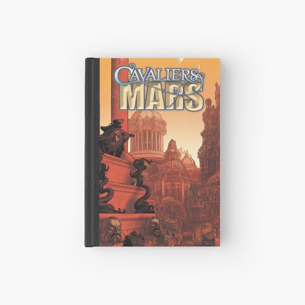 Cavaliers of Mars Art: City of Vance Hardcover Journal